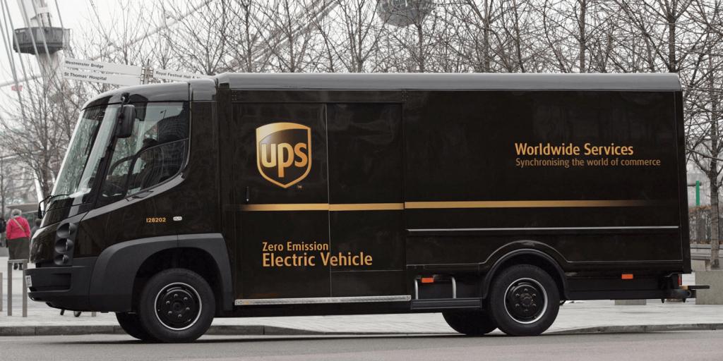 Workhorse construyo las primeras 50 unidades para UPS.