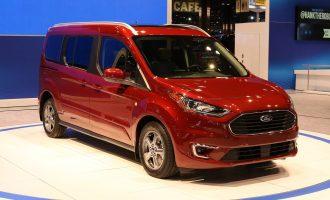 La Ford Transit Connect 2019 espera ser un éxito entre los baby boomers