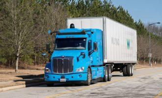 El primer camión de Waymo es probado en carretera