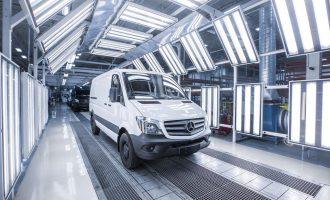Fabrica de Mercedes Sprinter en Carolina del Sur