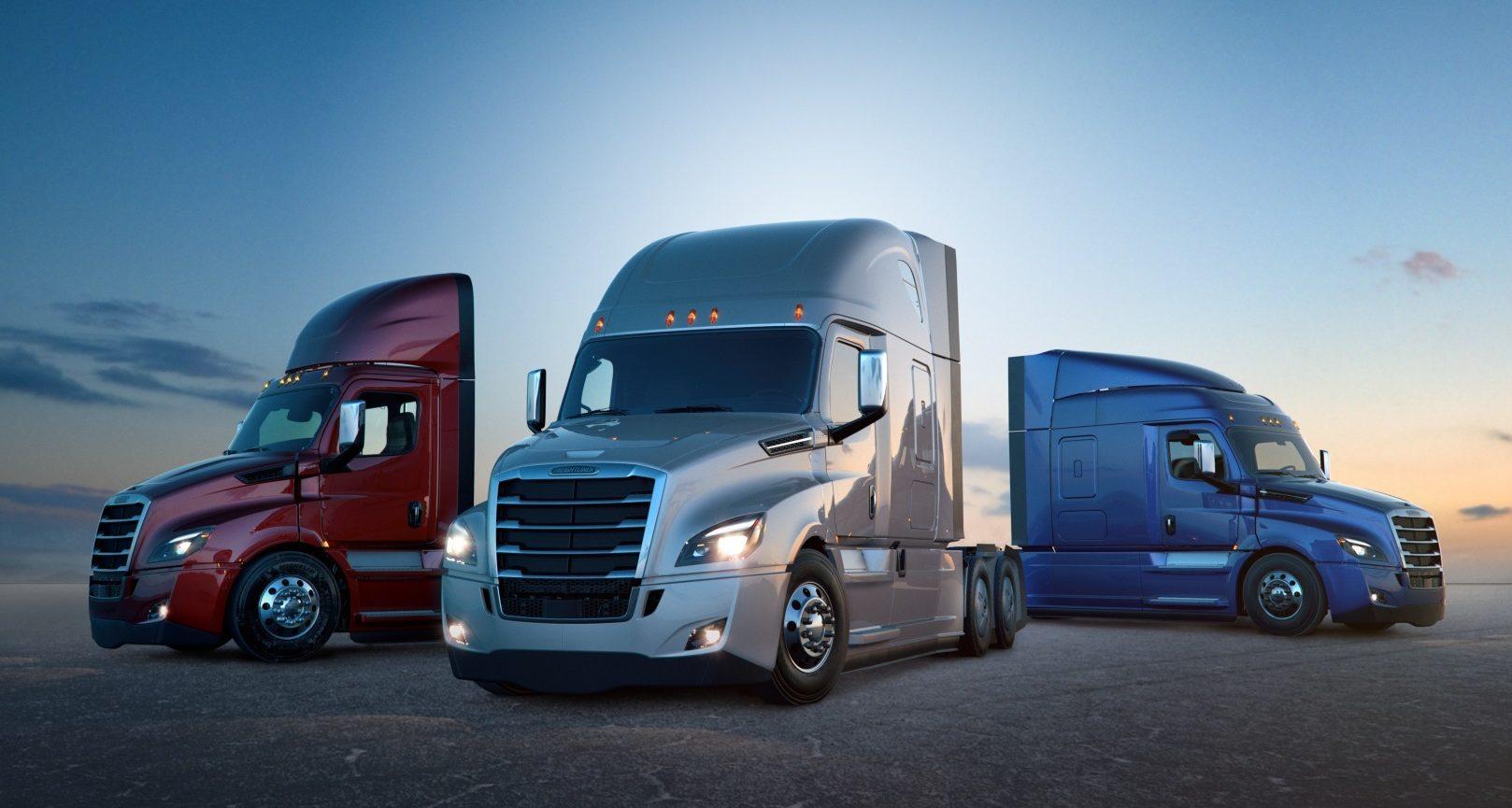 Daimler Cascadia 2020