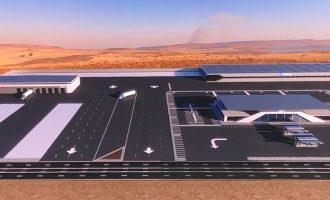 Centro de recarga de hidrógeno y electricidad Nikola