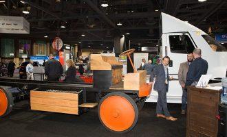 Elwell-Parker camión eléctrico de 1903