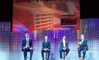 Panel de expertos del Heavy Duty Aftermarket Dialogue 2020